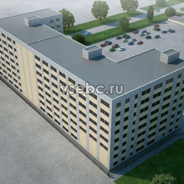 Бизнес-центр Мосчай услуги для